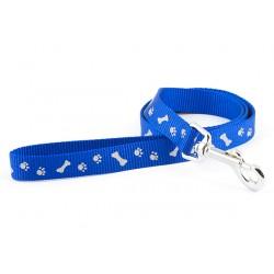 Paw n Bone Bright Blue Dog  Lead - By Ancol