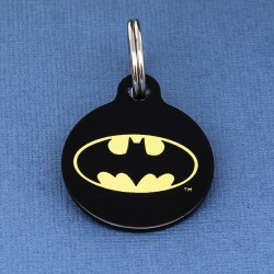 Batman Pet ID Tag