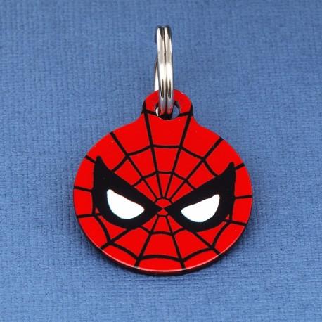 Spiderman Pet ID Tag