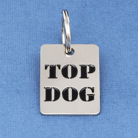 Top Dog Id Tag