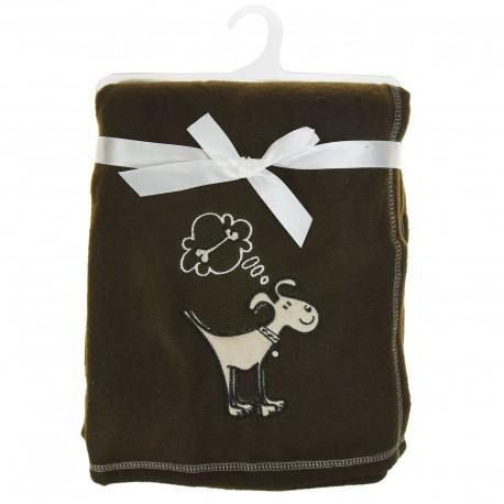 Brown Dog Design Pet Blanket