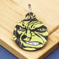 Hulk Pet ID Tag - Medium