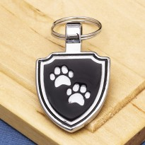 Paw Shield Dog ID Tag