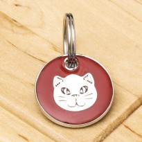 Red Cat Tag