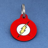 Flash Pet ID Tag - Small