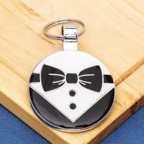 Bow Tie Pet Id Tag