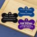 Holiday Accommodation Pet Id Tags