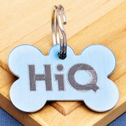 Bespoke Logo Pet Id Tags - Set of 10
