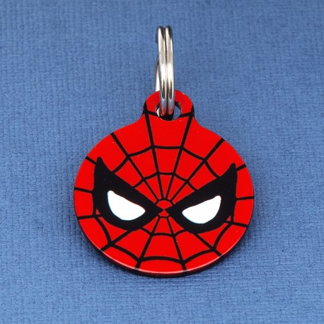 Spiderman Pet ID Tag