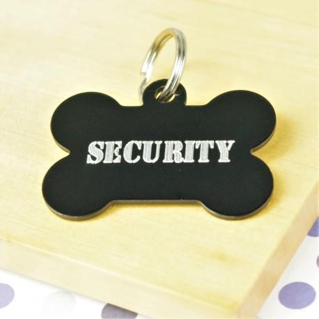 Security Fun Pet Tag