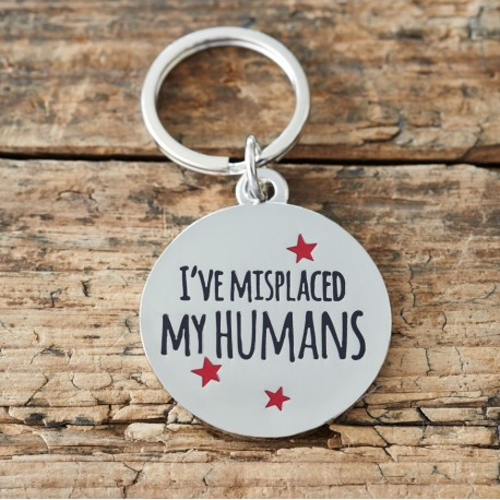 I've Misplaced My Humans Pet Tag