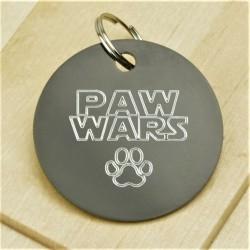 Paw Wars Pet Id Tag