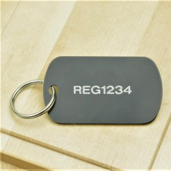 Fleet Registration Tag