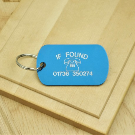 If Found Call Id Tag