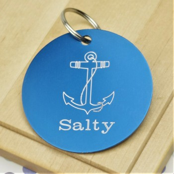 Anchor Personalised Tag