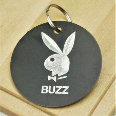 Bunny Personalised Tag