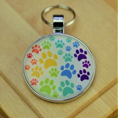 Rainbow Paws Pet Tag