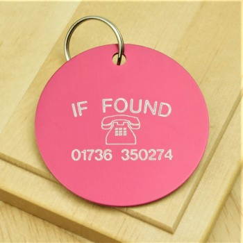 If Found Tags