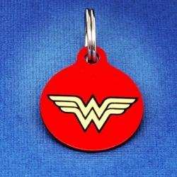 Wonder Woman pet id tag https://petidtagsexpress.co.uk/super-hero-pet-tags/3575-wonder-woman-pet-id-tag.html #wonderwoman #wonderdog #superdog #superherodog #petidtag #petidtags #dogtags #dogtag #dogidtag
