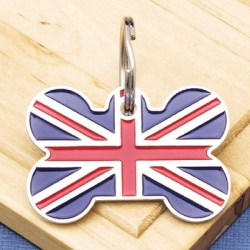 Our Best Selling Union Jack Tag same day shipping #unionjack #british #petid #petidtag #petidtags #petideas #pettag #pettags #pettagram #dogsofinstagram #dogs #dogsofinsta #dogscornwall #dogslife #dogstagram #dogsofig #dogsofinstgram #dogsdaily #petsofinstagram #pets #petstagram #petsofig #petaccessories #dogtags #dogidtag #dogidtags #puppy #puppylove #puppylife #puppygram