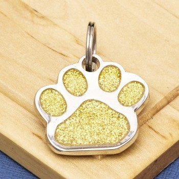 Sparkly Pet Id Tags