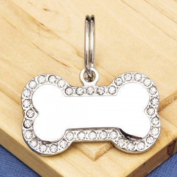 Bling Pet Id Tags