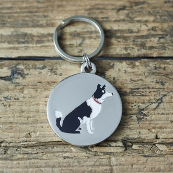 Dog Breed Pet Id Tags