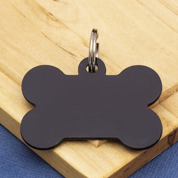 BLACK PET TAGS