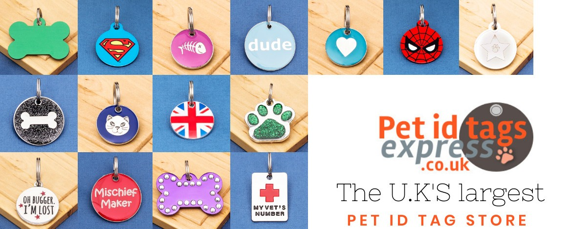 The U.K's Largest Pet Id Tag Store Pet Id Tags Express.co.uk