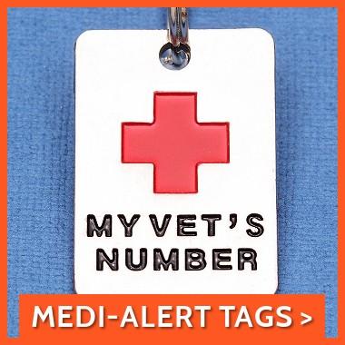 Medi-Alert Tags